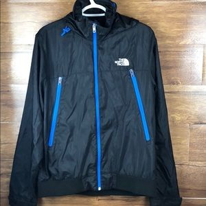 The North Face men's training jackets size:M